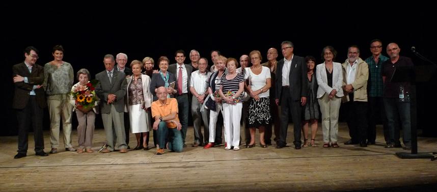 2013.09.23 Foto de família / Fotos: Francesc Rossell