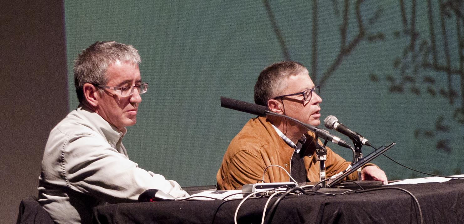 Carles Crespo i Jaume Ortínez