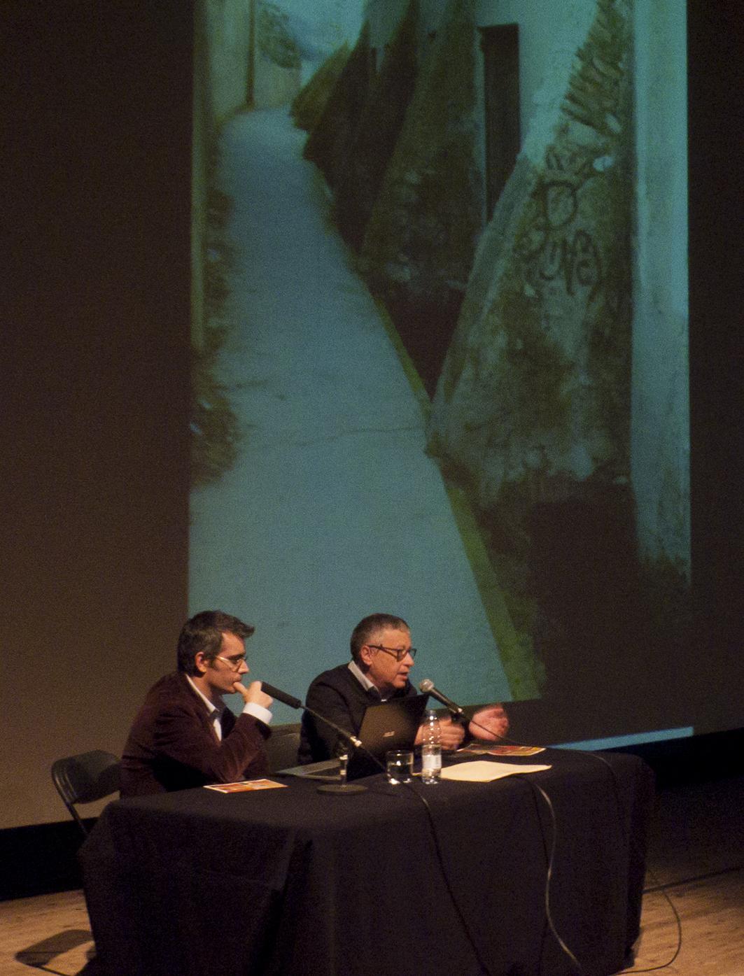 Jordi Ribaudí i Jaume Ortínez 9.12.13